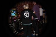 DDR in Game Room