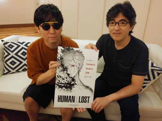Anime-Expo-2019-Human-Lost-Ningen-Shikaku-anime-movie-interview-with-director-Fuminori-Kizaki-and-Taku-Takahashi-of-M-Flo-fame-small-1024x768