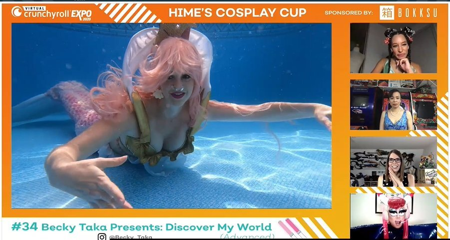 Cosplay Cup Entry 34