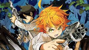 Promised Neverland Manga